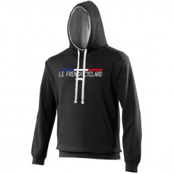 Le French Cyclard Hoodie homme