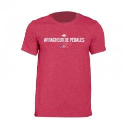 """T-shirt """"arracheur de pédales"""""""