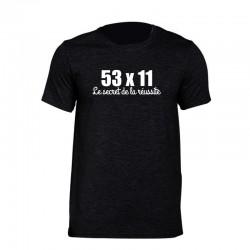 """T-shirt """"53 x 11"""""""