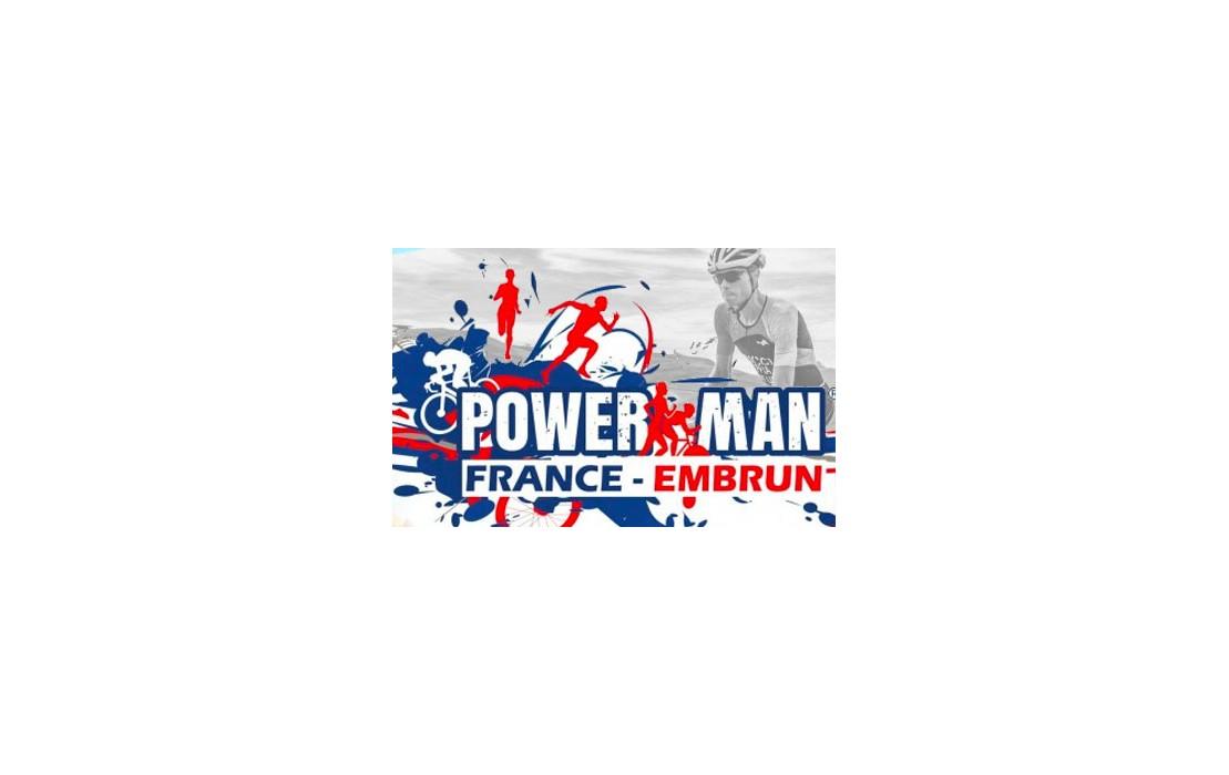 Partenaire du POWERMAN FRANCE !